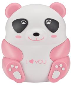 Pink Panda Pediatric Compressor Nebulizer 1/ea