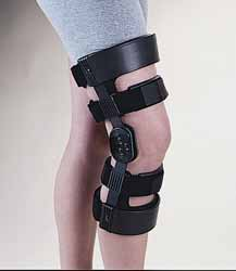 Camp Wrap-Weekender - Range Ofmotion Control Knee - Rt Large