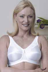 Bra - Tricut And Lace Softcup1/bx - Size 42b