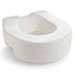 Product Photo: RAISED TOILET SEAT PLASTIC 4/C